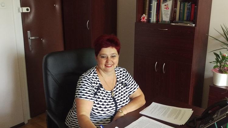 Małgorzata Łotarska Z-ca Burmistrza